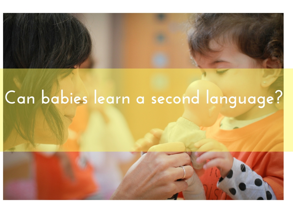 Why the Baby Brain Can Learn Two Languages at the Same ...