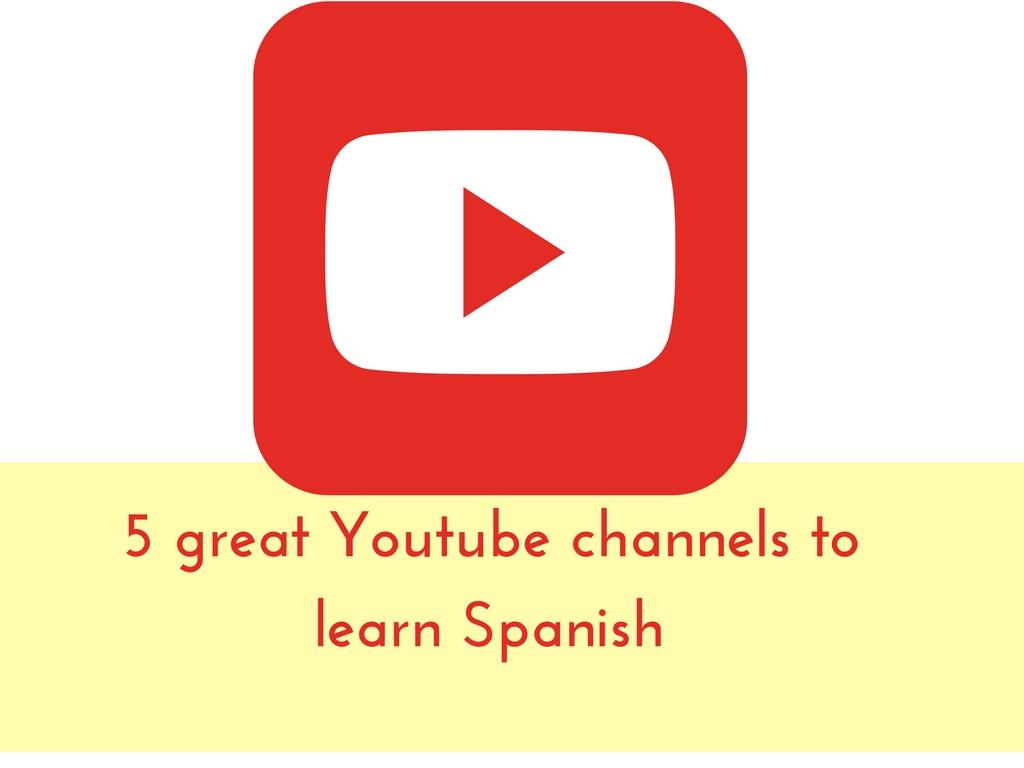 Spanish YouTube Channels for Kids - Spanish Playground